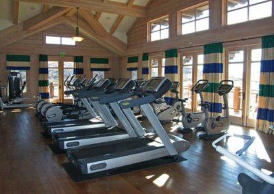 Utah Fitness Room