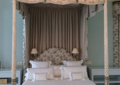 Custom Canopy Bed Curtainspery